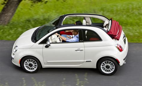 2012 Fiat 500c by 2012 Fiat 500 Cabrio 500c 2011 New York Auto Show