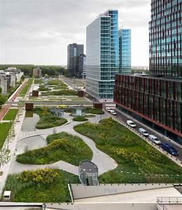 Green urban landscape architecture Green Thinking