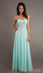 2. Crystal Waterfall - 25 Prom Dresses You're Sure to Fall ...