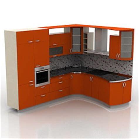 cuisine virtuelle 3d gratuit objet 3d gratuit model 3d gratuit objets meubles de