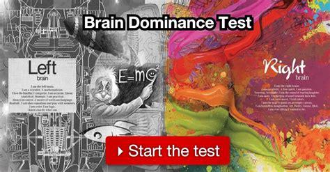 brain test italiano left or right brain test