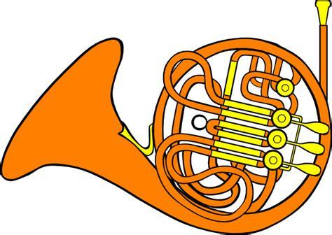 Horns Clipart Horn 3 Clip At Clker Vector Clip