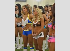 Best looking gal at Texans cheerleading tryout nsfw