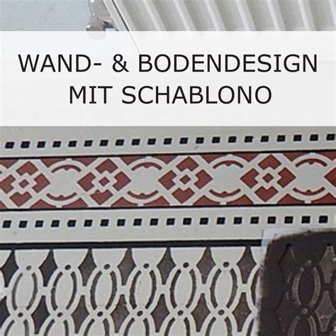 Schablonen Zur Wandgestaltung by Schablonen Wandgestaltung Smartstore