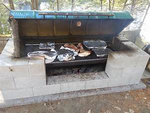 How to Build an Awesome BBQ Rotisserie Pit
