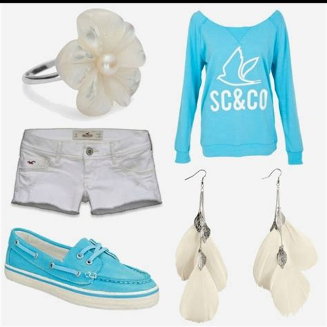 Lazy summer day outfit for hanging with friends ...