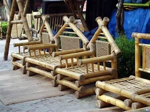 Salon De Jardin Bambou : que faire avec des bambous trouvailles exotiques en 60 ~ Teatrodelosmanantiales.com Idées de Décoration