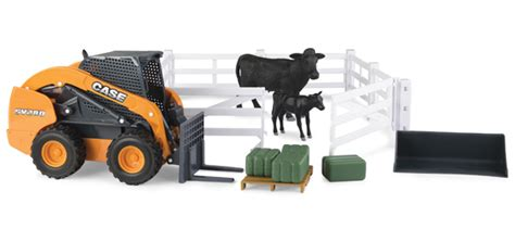 ertl toys case hobby farm playset big farm series