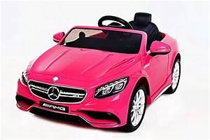 Voiture Electrique Bebe Mercedes : voiture lectrique enfant rose les meilleurs mod les ~ Melissatoandfro.com Idées de Décoration