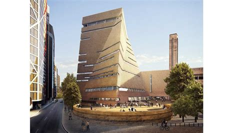 the new modern how s tate modern expansion is set