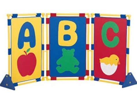 illustrated alphabet playpanel set plp 351 preschool room 148 | PLP 351