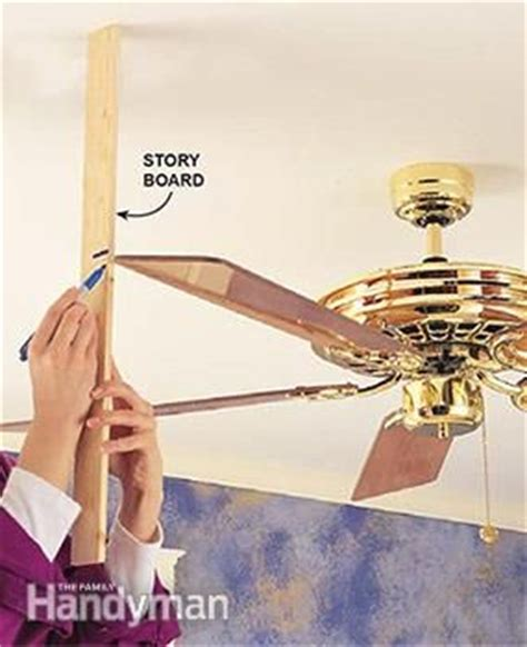 wobbly ceiling fan box the world s catalog of ideas