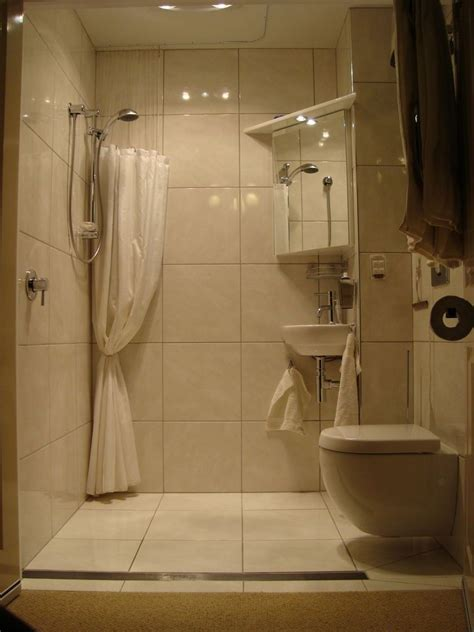 Shower Curtains For Small Bathrooms by Disappearing Shower Curtain For Small Bathrooms Small