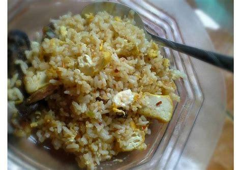 nasi goreng terasi resep nasi goreng terasi saus tiram oleh mutiarani
