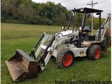 bobcat  mini compact loader backhoe excavator farm equipment knoxville tennessee