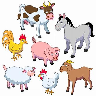 Farm Clipart Animals Animal Help Which Come
