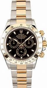 Rolex Serial Numbers Rolex Ref 116523 Daytona Black Dial Two Tone Bob 39 S Watches