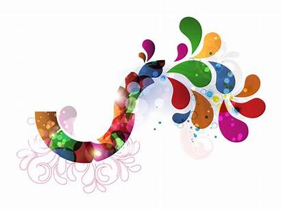Colorful Decorative Freevector Graphics