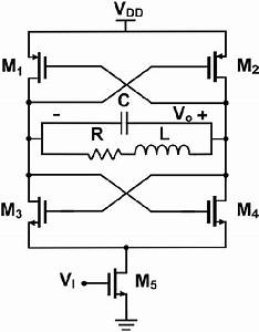 Cmos Lc Oscillator With Tail Injection