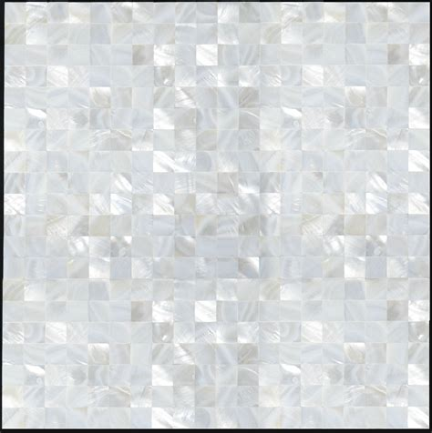 of pearl tile backsplash shell mosaic bathroom