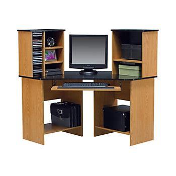 Corner Computer Desk Office Depot by Altra Furniture Laminate Corner Computer Desk 47 1316 H X