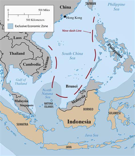 indonesia china  sea   philip bowring