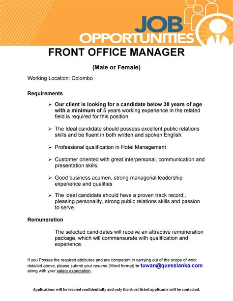 hotel front office manager salary front desk salary hostgarcia