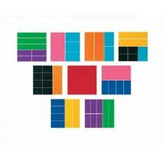 1000 images about math manipulatives for fractions on