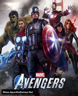 Marvel's Avengers PC Game - Free Download Full Version