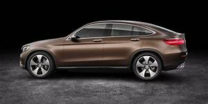 Mercedes Classe Glc : 2017 mercedes benz glc coupe amg glc43 coupe revealed ~ Dallasstarsshop.com Idées de Décoration