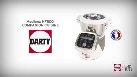 cuisine multifonction thermomix moulinex hf800 companion cuisine démonstration