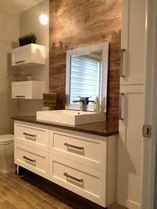 Armoire De Salle De Bain : armoires de salle de bain mirabel d co modulaires ~ Dailycaller-alerts.com Idées de Décoration