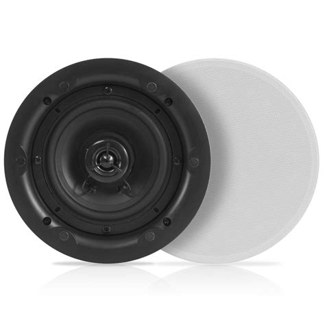 pyle pwrc home  office home speakers sound