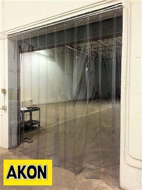 loading dock curtains akon curtain  dividers