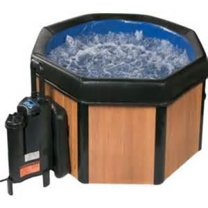 Spa in a Box Portable Hot Tub