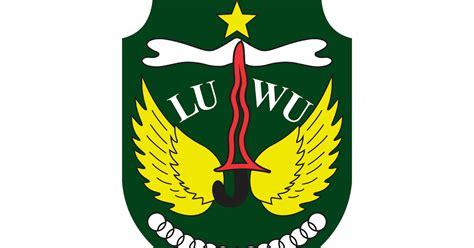 logo kabupaten luwu vector cdr png hd gudril logo tempat nya logo cdr