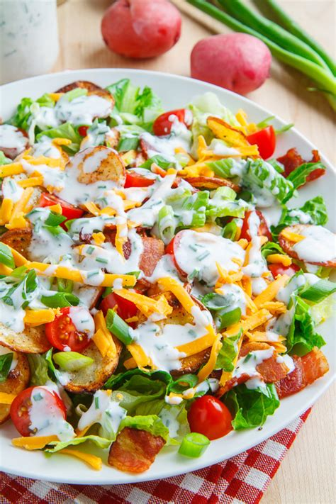 Cooking Closet by Loaded Baked Potato Salad On Closet Cooking