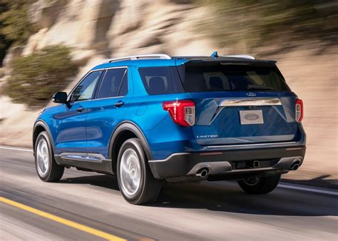 ford explorer redesign   suv price