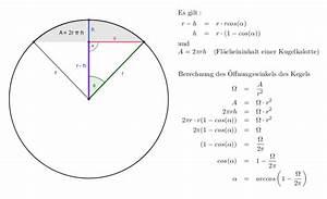 Radius Einer Kugel Berechnen Wenn Volumen Gegeben Ist : raumwinkel und steradiant geogebra ~ Themetempest.com Abrechnung