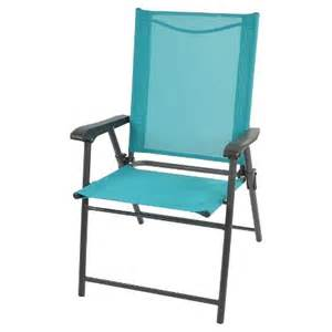 patio folding chair re 17in room essentials turquoise target