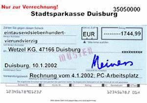 Iban Berechnen Postbank : verrechnungsscheck einreichen einl sen so geht es scheckeinreichung ~ Themetempest.com Abrechnung