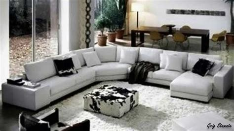 sectional in a small living natuzzi white leather sofa a quot magnifico quot