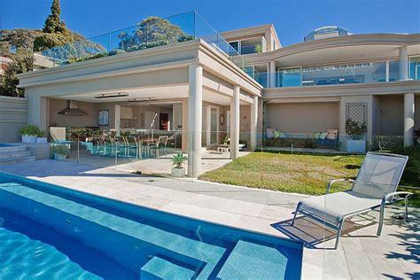 bedroom luxury villa  pool manly beach sydney