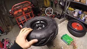 Hoverboard 1 Roue : teste de roue quad sur moteur hoverboard youtube ~ Melissatoandfro.com Idées de Décoration