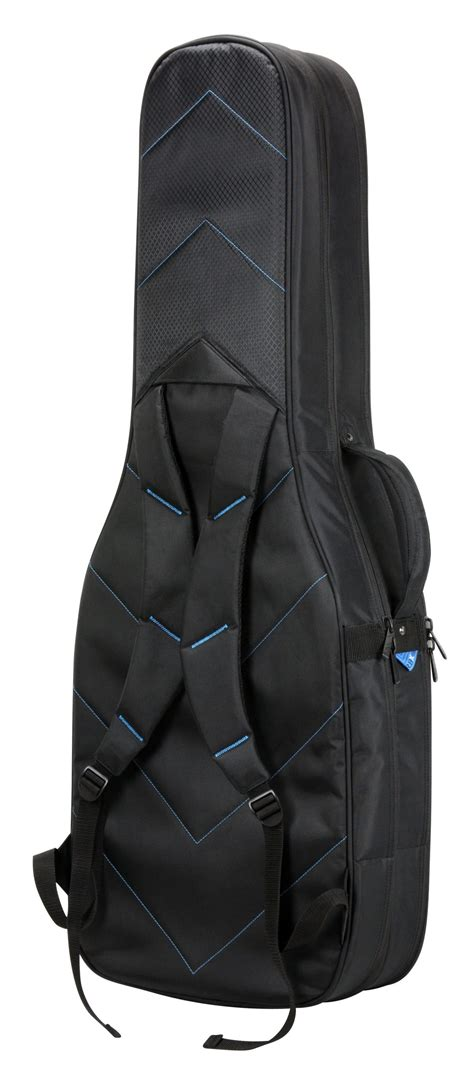 rbx  double electric guitar gig bag reunion blues