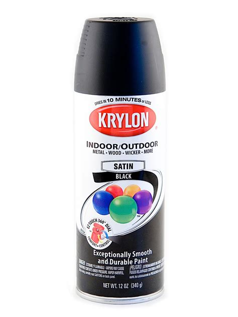 Krylon Indooroutdoor Spray Paint Misterartcom