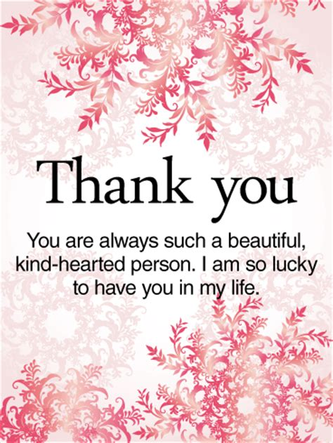 kind hearted person   card birthday greeting cards  davia