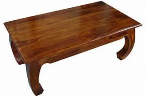 Luxury rectangular solid wood coffee table solid wood for Real wood coffee table sets
