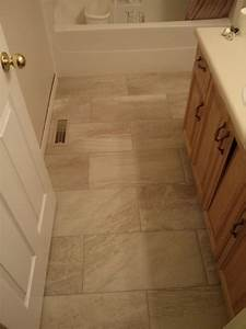 12x24 porcelain tile bathroom brick pattern good morning With 12x24 tiles in bathroom