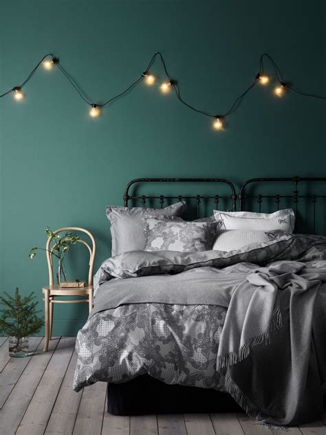 green and grey bedroom best 25 bedroom fairy lights ideas on pinterest